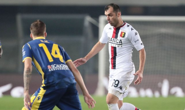 Serie A : l'Hellas Vérone et le Genoa se neutralisent