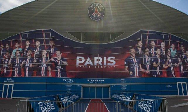 Les ultras du PSG ont célébré la qualification au Parc des Princes