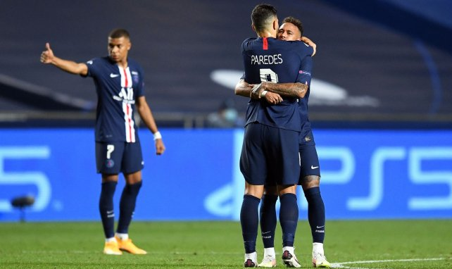 PSG : le message de Leandro Paredes