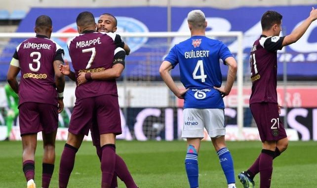 RC Strasbourg - PSG : les notes du match