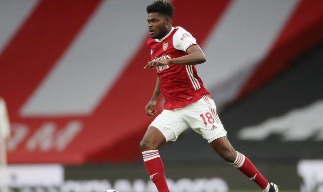 Arsenal : Thomas Partey, une première saison entre espoir et déception