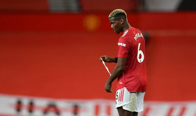 MU : Paul Pogba forfait face à Southampton