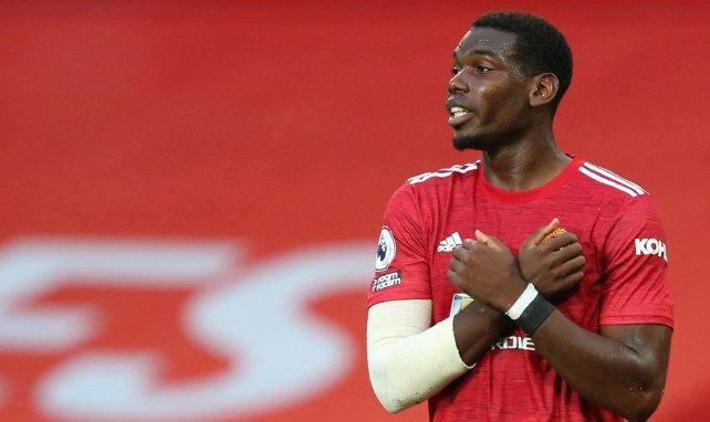 Manchester United : Ole Gunnar Solskjaer confiant dans le dossier Paul Pogba