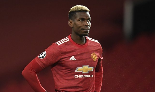 Manchester United espère toujours conserver Paul Pogba