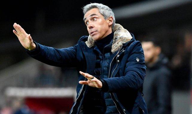 Paulo Sousa nouvel entraîneur de la Pologne