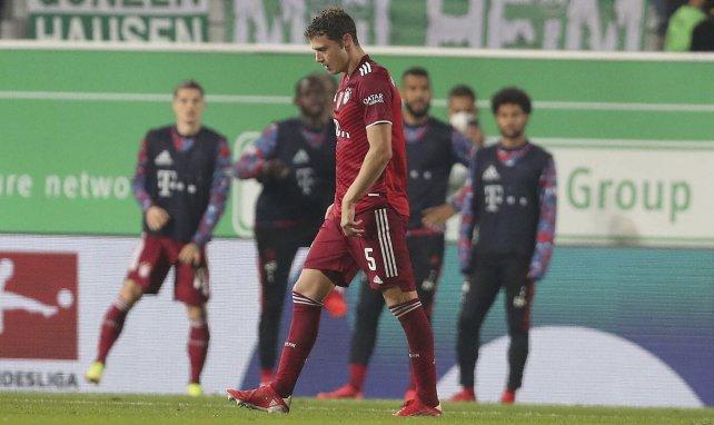 Bayern Munich : Benjamin Pavard, un carton rouge qui ne passe vraiment pas