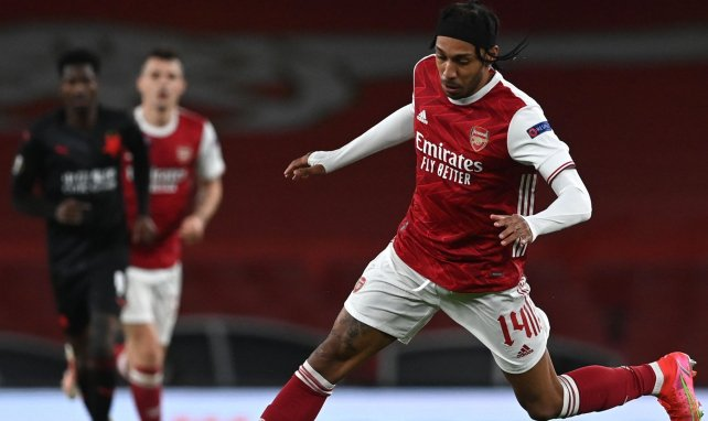 Arsenal : Pierre-Emerick Aubameyang promet de revenir plus fort