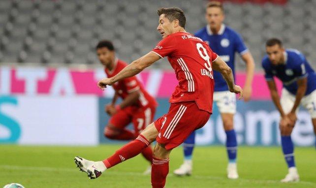 Robert Lewandowski meilleur attaquant de la Ligue des Champions 2019/20