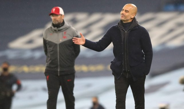 Manchester City : Pep Guardiola donne sa priorité à la Premier League
