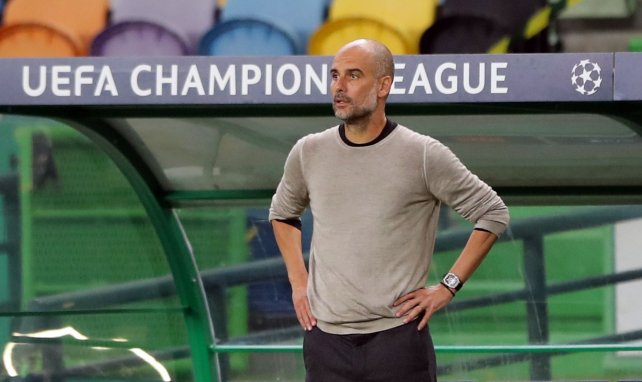 Manchester City : Pep Guardiola réagit à la tactique choisie par AVB