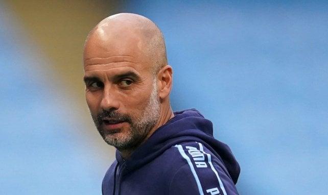 Manchester City : Pep Guardiola perplexe sur Eric Garcia