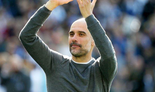 Manchester City : Pep Guardiola lance un appel aux supporters avant le match contre Southampton
