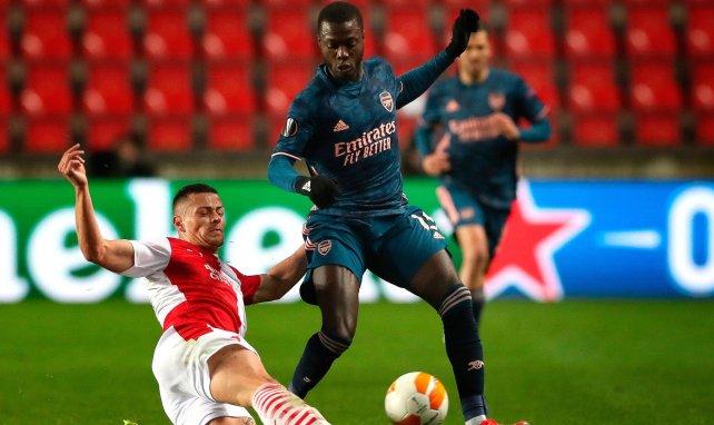 Arsenal : le gros coup de pression de Mikel Arteta à Nicolas Pépé