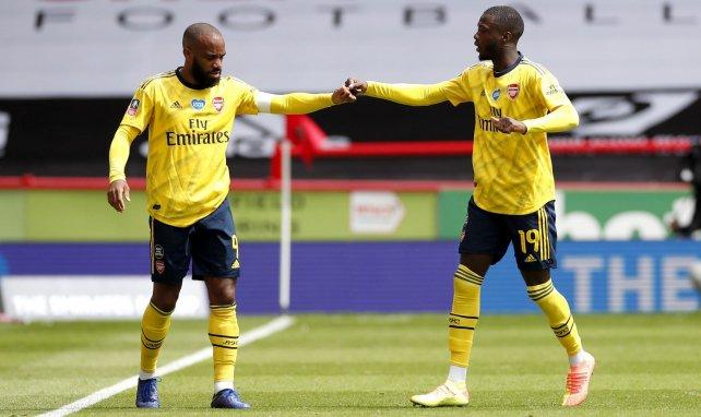 Arsenal joue peut-être avec le feu pour Alexandre Lacazette