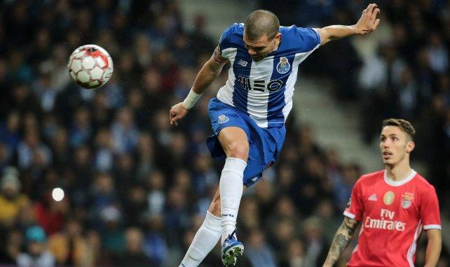 Porto : Pepe s'embrouille avec un coéquipier