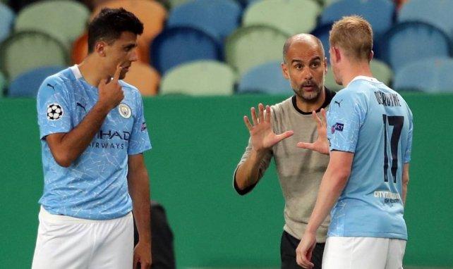 Man City : Pep Guardiola n'aura que 13 joueurs contre Leicester
