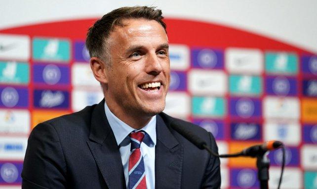 Inter Miami : Phil Neville nommé entraîneur
