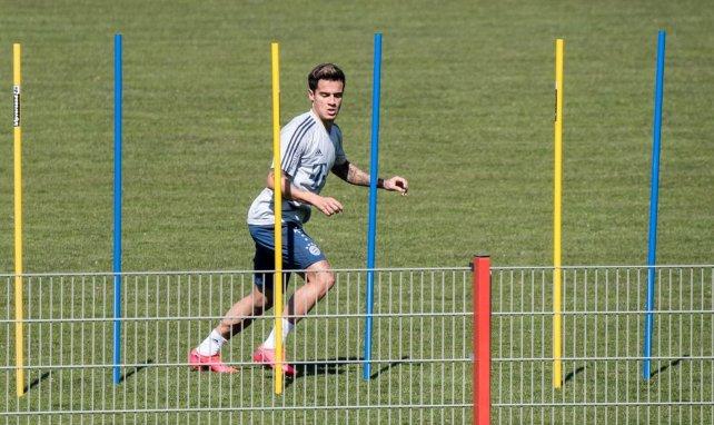 Newcastle, priorité Coutinho — Mercato