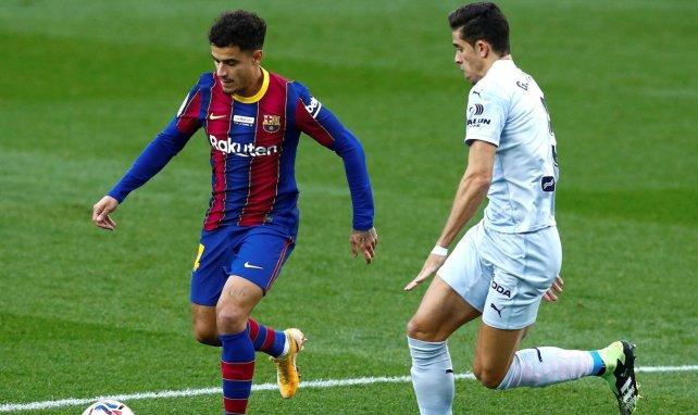 Philippe Coutinho pose des gros problèmes au FC Barcelone