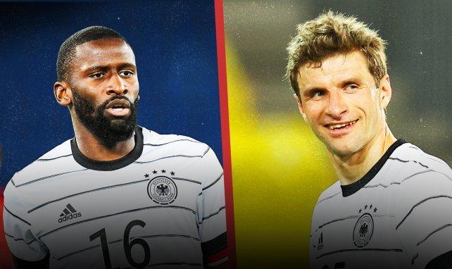 JT Foot Mercato : l'Allemagne chauffe déjà les Bleus !