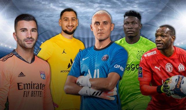 La Ligue 1 face à une guerre des gardiens n°1