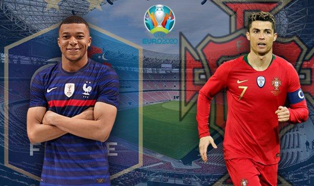 Portugal-France : les compositions probables