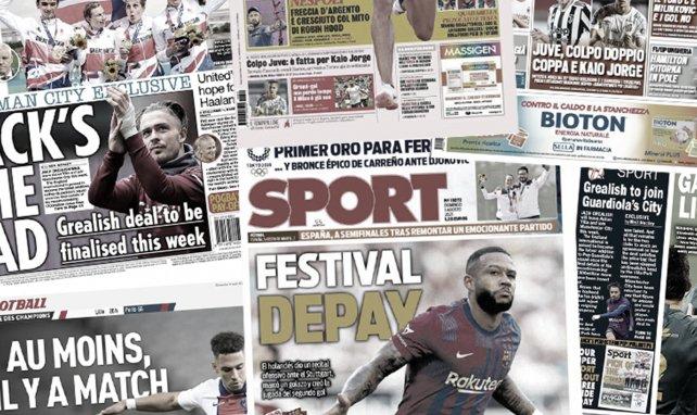 L'arme secrète de Manchester United pour attirer Erling Haaland, la Juventus passe à la vitesse supérieure pour son mercato