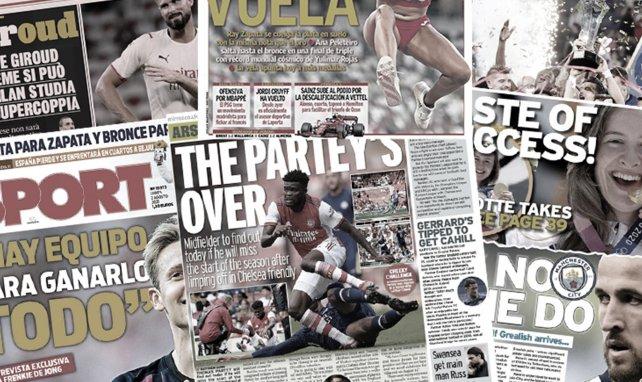 Manchester City a désigné le remplaçant de Sergio Agüero, le duo «Ibroud» fait saliver la presse italienne