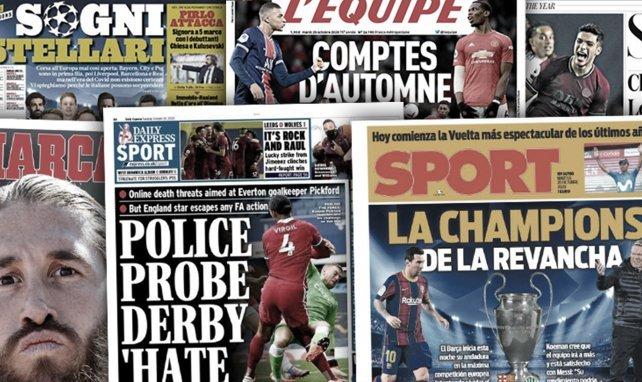 La polémique autour de Pickford-van Dijk explose en Angleterre, le Barça est prêt à tout pour sa revanche