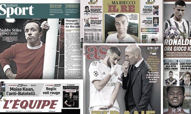 L'Italie s'enflamme pour le retour de Cristiano Ronaldo, les grandes ambitions d'Ansu Fati