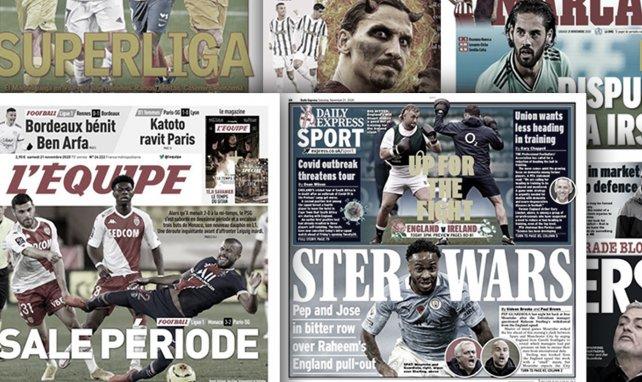 Le conflit entre Pep Guardiola et José Mourinho régale l'Angleterre, l'annonce forte de Jürgen Klopp sur le mercato