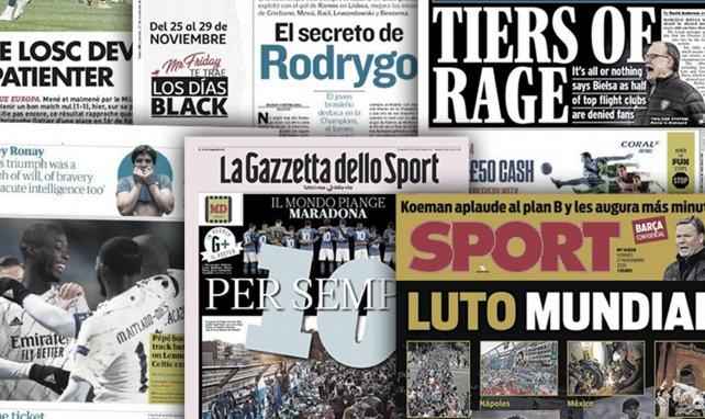 Le Real Madrid s'est trouvé un surprenant serial buteur, le plan B de Ronald Koeman et du Barça
