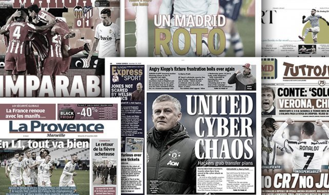 Manchester United victime d'un piratage de grande envergure, Riyad Mahrez met l'Angleterre à ses pieds