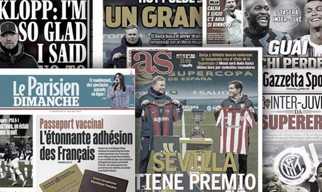 Les chiffres fous du Real Madrid dans des transferts ratés, la déclaration choc de Jürgen Klopp sur Manchester United