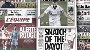 Le sauveur Karim Benzema met le Real Madrid à ses pieds, Manchester United et Liverpool s'arrachent Dayot Upamecano