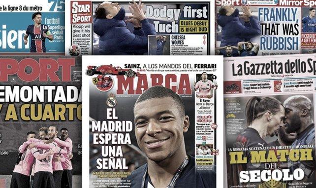 Thomas Tuchel se fait détruire après sa première ratée avec Chelsea, la mini-remontada du Barça fait les gros titres en Espagne
