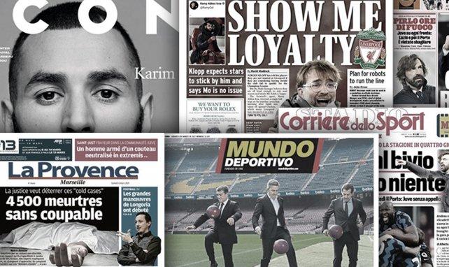 Le coup de gueule de Jürgen Klopp contre ses stars, Andrea Pirlo sur un fil à la Juve