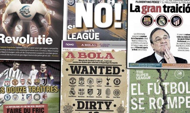 Tout le monde veut déjà la mort de la Super League !