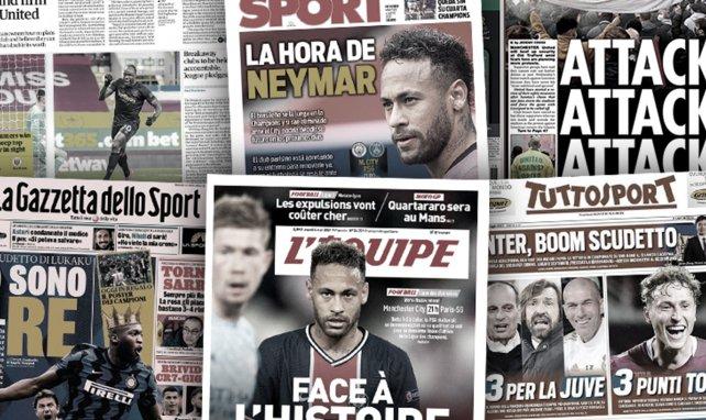 L'annonce retentissante de la presse portugaise sur l'avenir de Cristiano Ronaldo, la Premier League riposte contre les séparatistes de la Super League