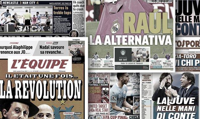 Le Real Madrid tient le successeur de Zinedine Zidane, le FC Barcelone a bouclé deux recrues de choix