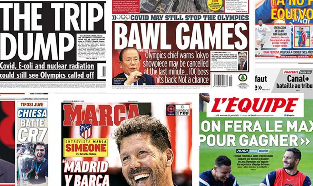 Le plan du Real Madrid pour relancer Eden Hazard, Federico Chiesa meilleur que Cristiano Ronaldo