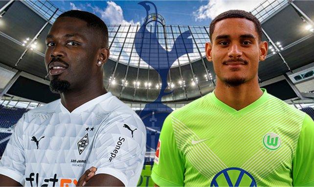 Thuram et Lacroix plaisent aux Spurs