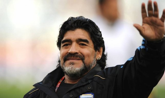 Décès Maradona : un cortège impressionnant pour la veillée funèbre