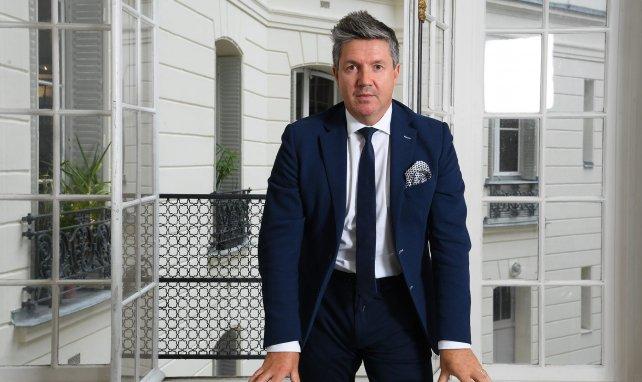 Olivier Pickeu s'apprête à prendre la présidence du SM Caen