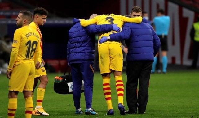 FC Barcelone : Gerard Pique refuse l'opération !