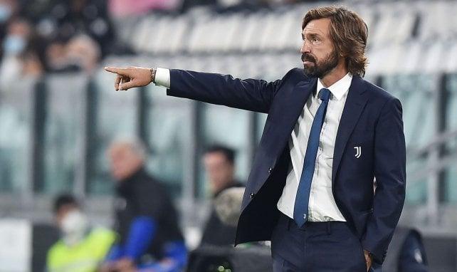 Juventus : le premier aveu de faiblesse pour Andrea Pirlo