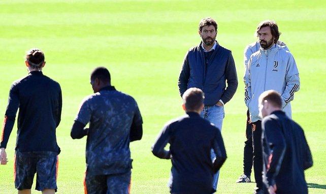 Juventus : Andrea Pirlo valide et soutient la Super League