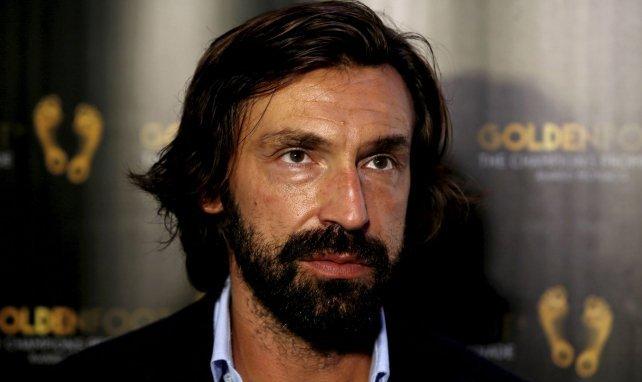 Juventus : le salaire d'Andrea Pirlo dévoilé