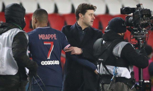 PSG : Mauricio Pochettino envoie un nouveau message fort à Kylian Mbappé