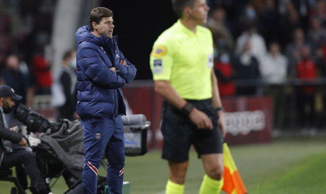 PSG : Mauricio Pochettino répond aux accusations de Frédéric Antonetti sur Mbappé